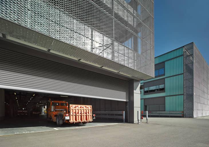 Brama przemysłowa marki Hormann