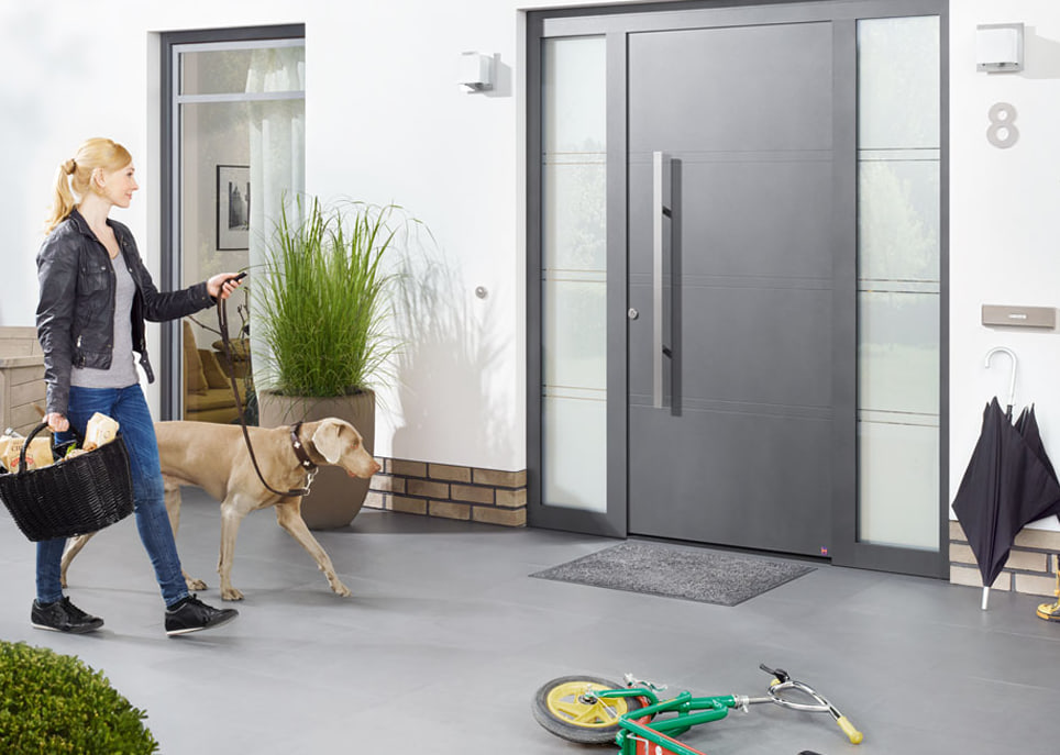 Drzwi zewnętrzne marki Hormann