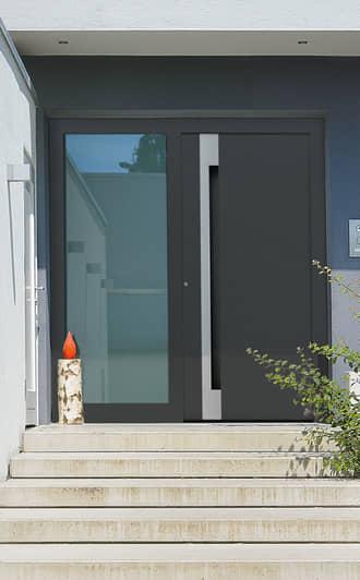 Drzwi wejściowe zewnętrzne firmy Hormann